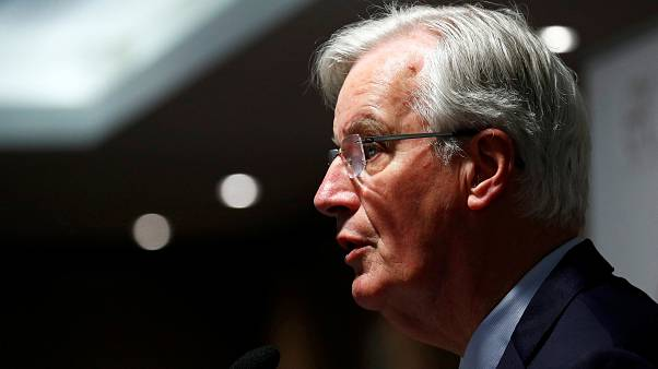 EU chief negotiator Barnier says no deal increasingly likely but 'we can still hope to avoid it'