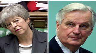 Barnier: a rendezetlen brexit a legvalószínűbb