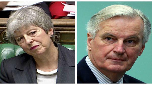 كبير مفاوضي الاتحاد الأوروبي يحمّل بريطانيا المسؤولية عن الخروج دون اتفاق