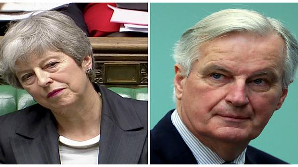 """Michel Barnier: """"La opción de un Brexit duro es cada vez más probable"""""""