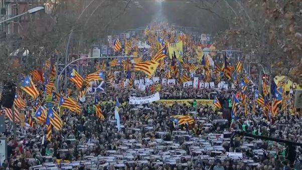 Предвыборное путешествие по Европе: каталонский вопрос