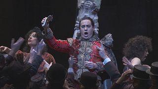"""Ópera """"Fausto"""" de Charles Gounod sobe ao placo em Londres"""