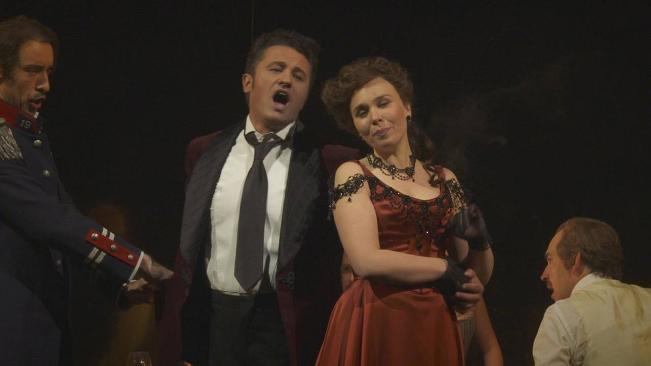 "Dreisig and Beczala, the irresistible couple in ""Manon"""