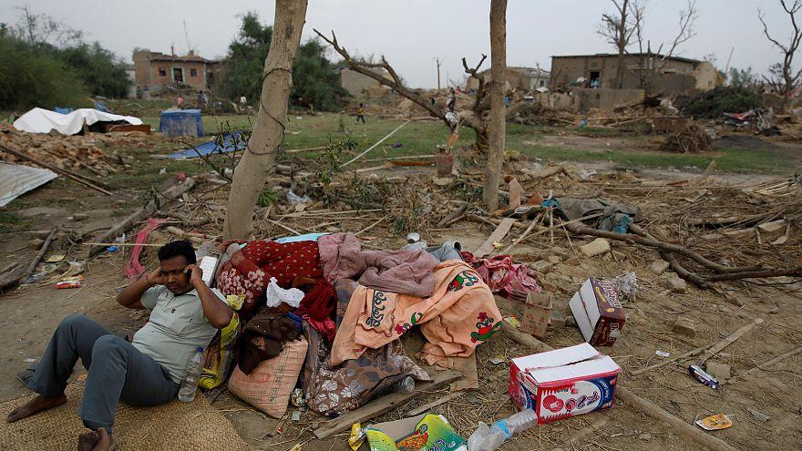 Непал приходит в себя после урагана
