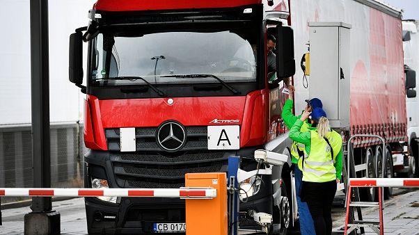 """""""إصلاحاتٌ"""" تتعلق بالنقل التجاري لدول الاتحاد تثير حفيظة السائقين الأوروبيين"""