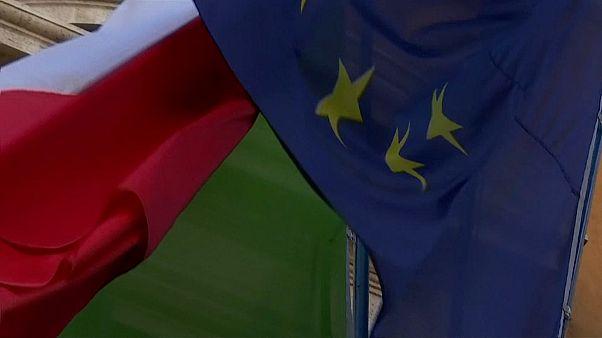 Rezession: Italien wegen schlechter Wirtschaftszahlen unter Druck