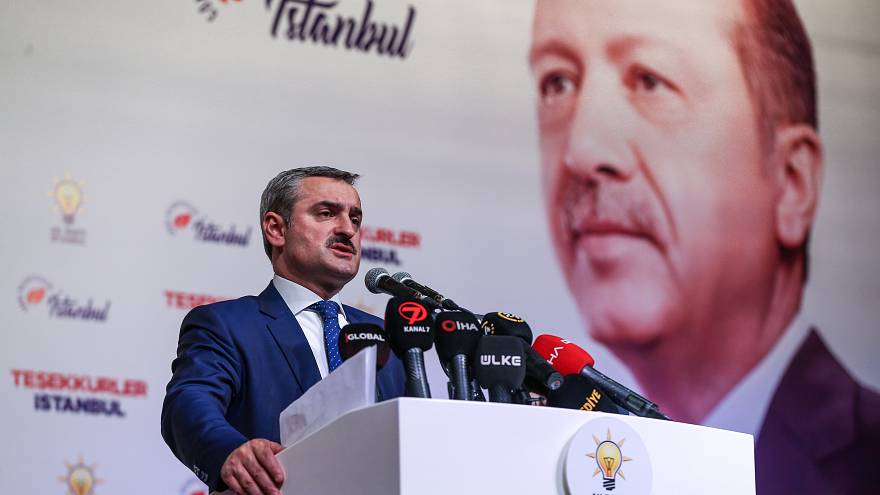 AK Parti, İstanbul'un 39 ilçesinde seçimlere itiraz etti
