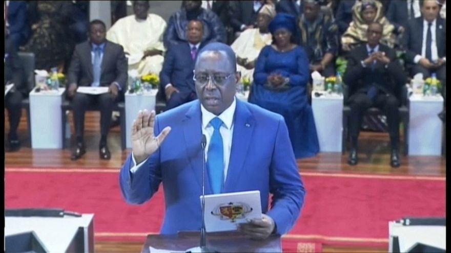 La prestation de serment de Macky Sall, président du Sénégal, ce 02/04/2019