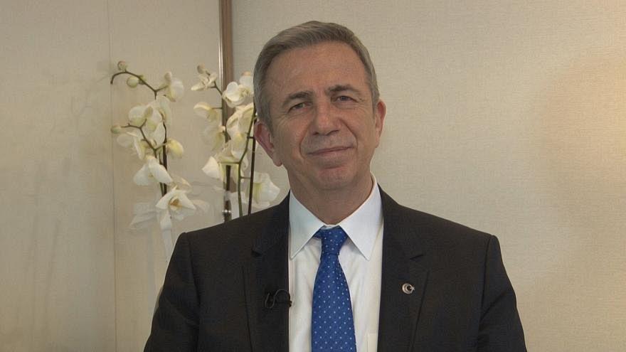 Mansur Yavaş euronews Türkçe RÖP programında anlattı: Kimdir? Ankara'da ilk icraatleri ne olacak?