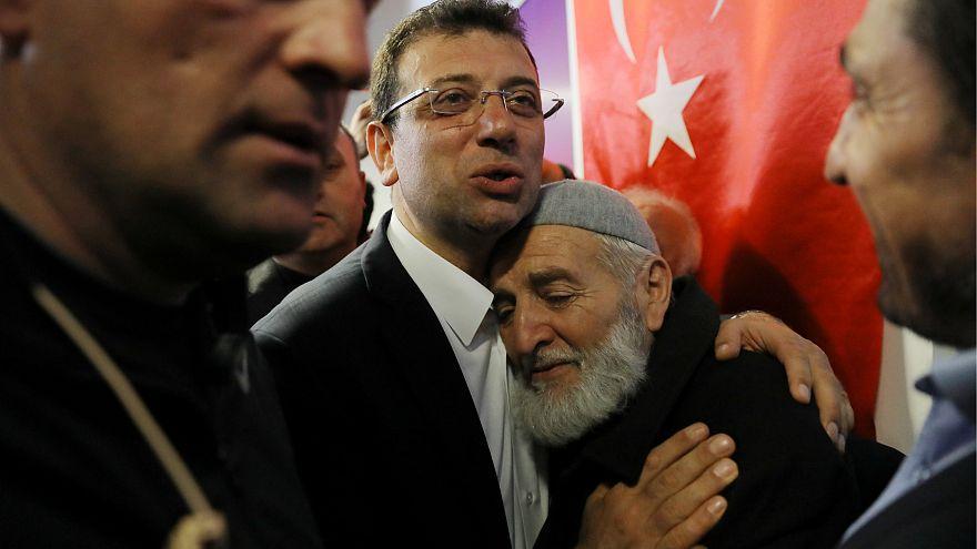 CHP İstanbul adayı Ekrem İmamoğlu