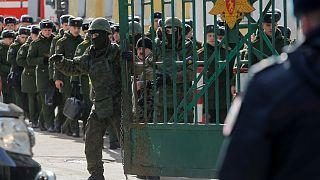"""إصابة ثلاثة طلاب في انفجار """"جسم مجهول""""  في أكاديمية عسكرية روسية"""