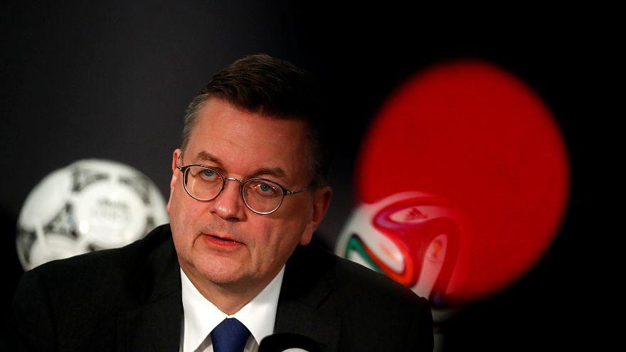 DFB-Chef Grindel tritt mit sofortiger Wirkung zurück