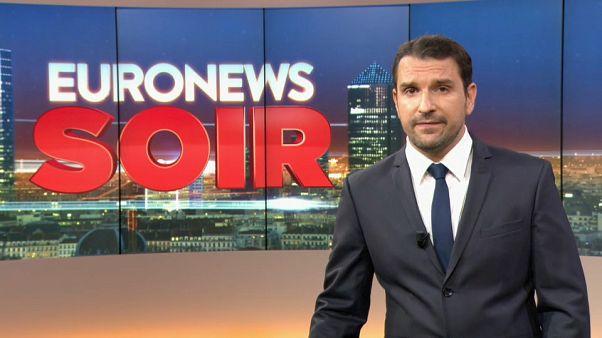 Euronews Soir : l'actualité du 2 avril