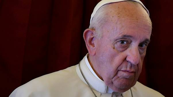 البابا: على الكنيسة الإعتراف بالتحرشات الجنسية والذكورية