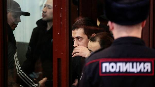 Стартовал процесс по делу о взрыве в метро Петербурга