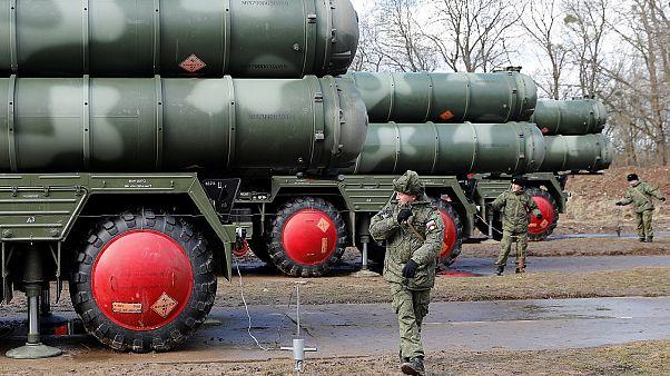 الولايات المتحدة تبدأ إجراءات معاقبة تركيا بسبب صفقة الصواريخ الروسية