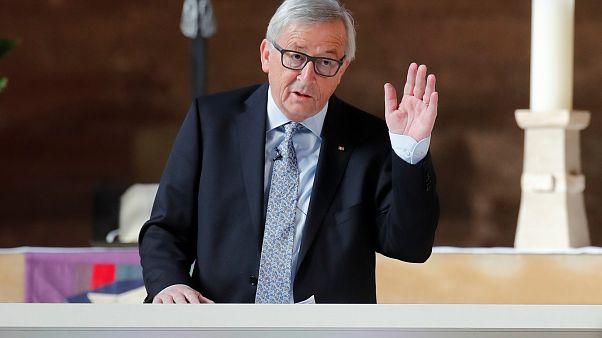 Juncker beszédet mond május 4-én Trierben