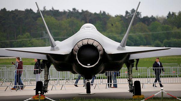 Pentagon: Türkiye'ye F-35'lerin teslimatıyla alakalı krizin çözüleceğini umuyoruz