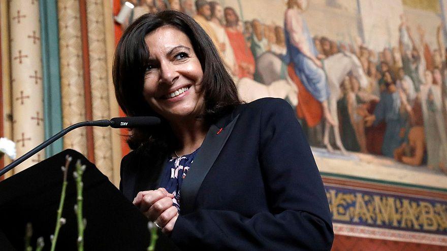 Paris Belediye Başkanı Anne Hidalgo'dan İstanbul, Ankara ve İzmir için Türkçe tebrik mesajı