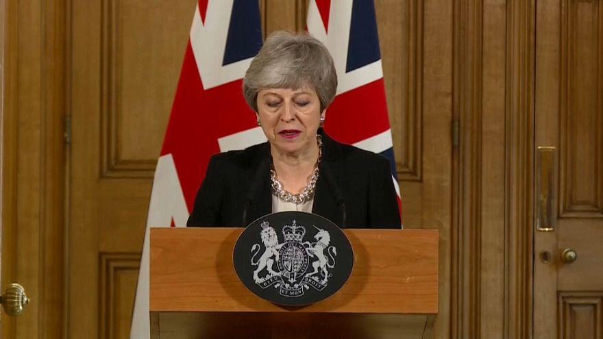 Theresa May pedirá una prórroga en la aplicación del Brexit