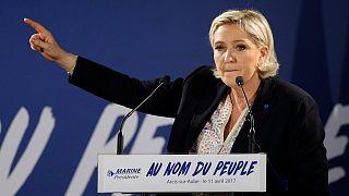 Fransa'da aşırı sağcı Le Pen AP seçimleri için halktan borç istiyor