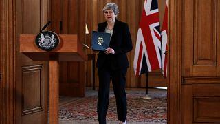 Тереза Мэй обращается к нации после встречи кабинета министров