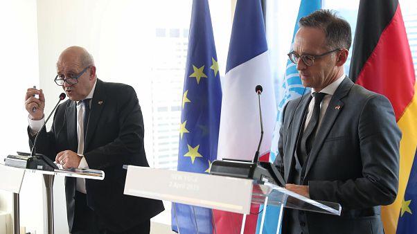 """París y Berlín a Londres: """"El tiempo se agota"""""""