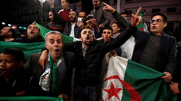 تظاهرات در الجزایر