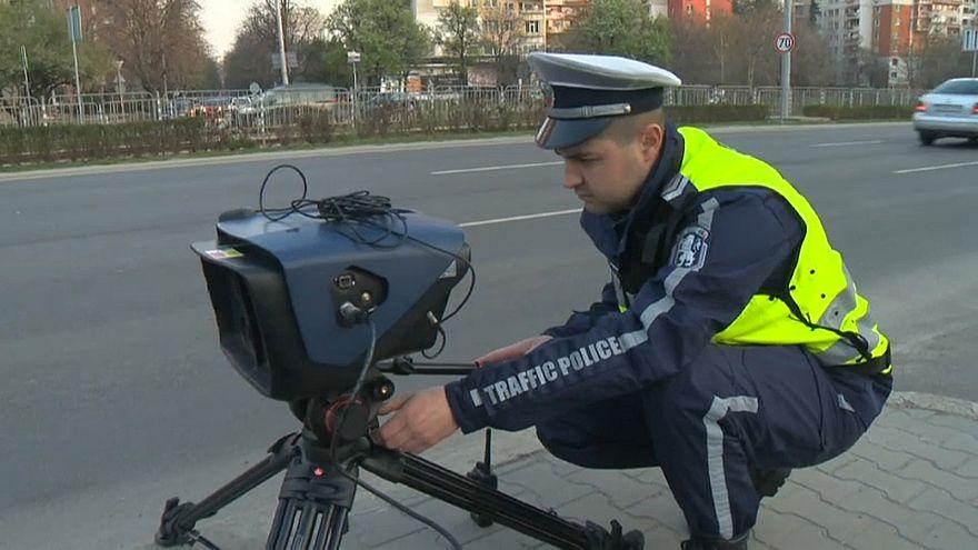 Achtung, Blitzer! Heute massive Polizeikontrollen in 26 Ländern Europas