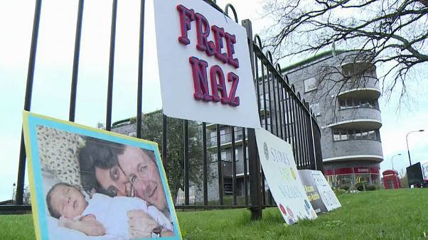 Nazanin Zaghari-Ratcliffe's husband renews pleas for her release on third anniversary