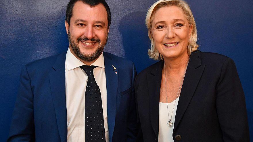 A Fideszre is számít Salvini választási tömörülésében, melyet hétfőn mutatnak be