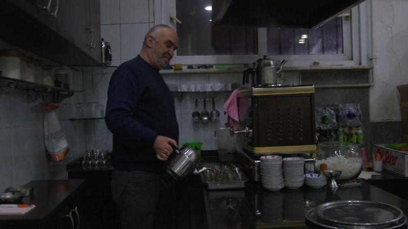 Café-Beraterin