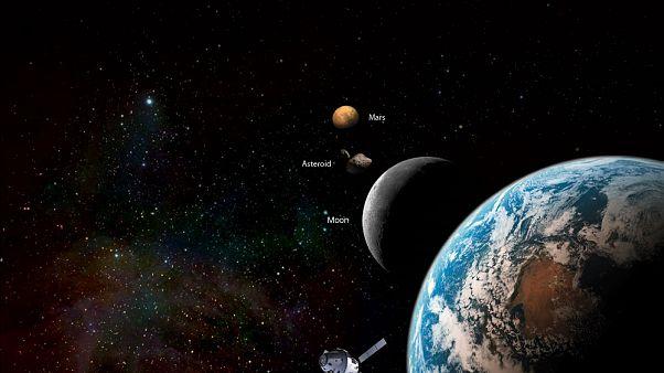Άνθρωποι στη Σελήνη το 2024 και το 2033 στον Άρη!