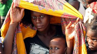 Família moçambicana