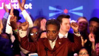 """Chicago escolhe """"mayor"""" negra e homossexual"""