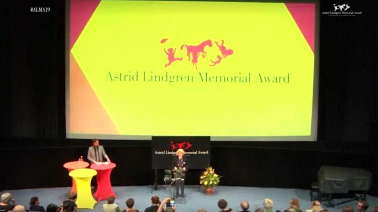 Bart Moeyaert vence prémio literário ALMA