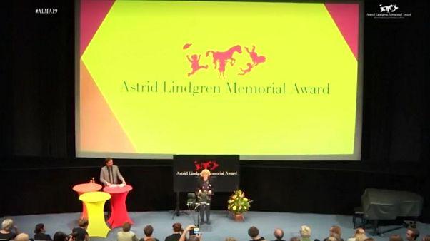 Bart Moeyaert obtiene el premio literario Astrid Lindgren