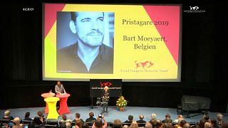 Astrid-Lindgren-Preis für den Flamen Bart Moeyaert