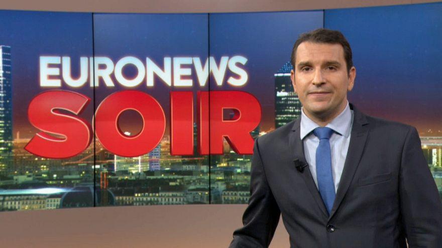 Euronews Soir : l'actualité du 3 avril