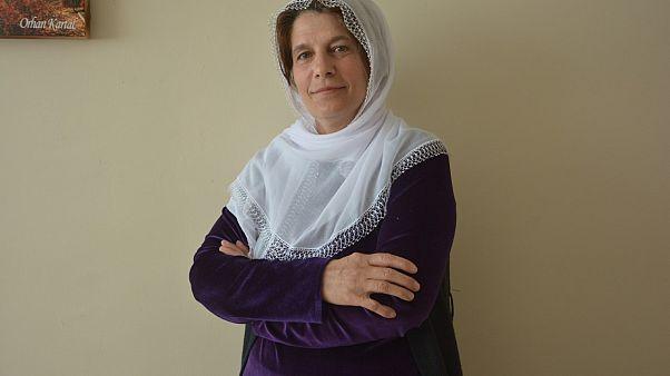 Fatma Türkan: Batman'da tabuları yıkan kadın muhtar