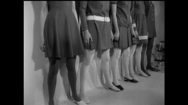 La revolucionaria minifalda de Mary Quant en el V&A de Londres