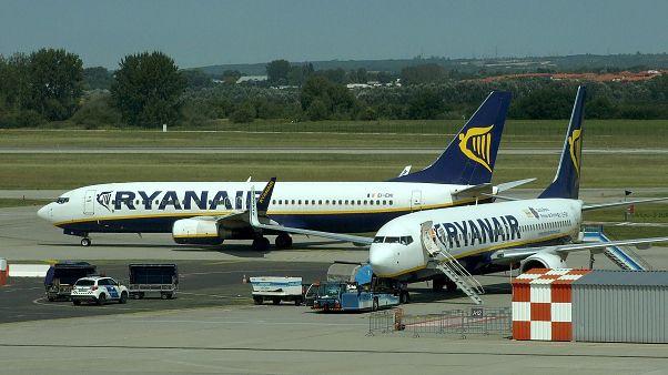 A Ryanair a legszennyezőbb légitársaság
