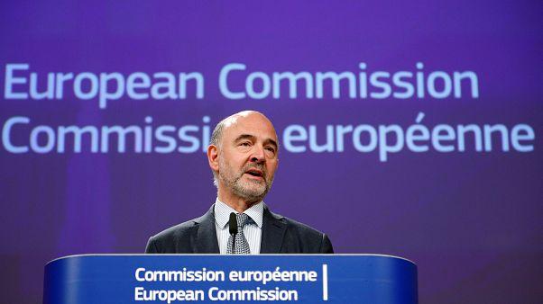 Moscovici nimmt lange LKW-Schlangen gerne in Kauf