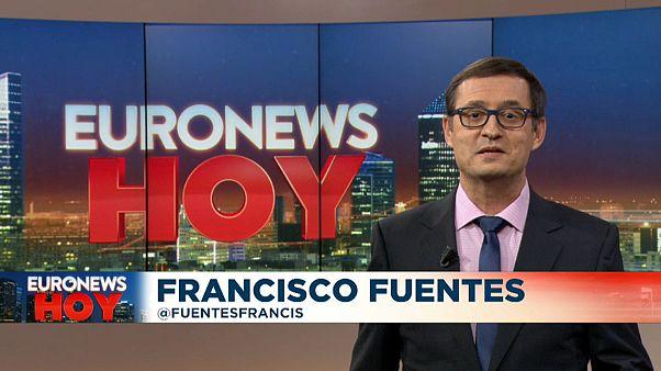Euronews Hoy | Las noticias del miércoles 3 de abril de 2019
