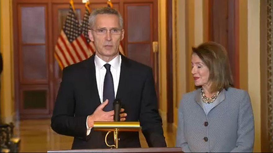 La OTAN celebra su 70 aniversario en Estados Unidos