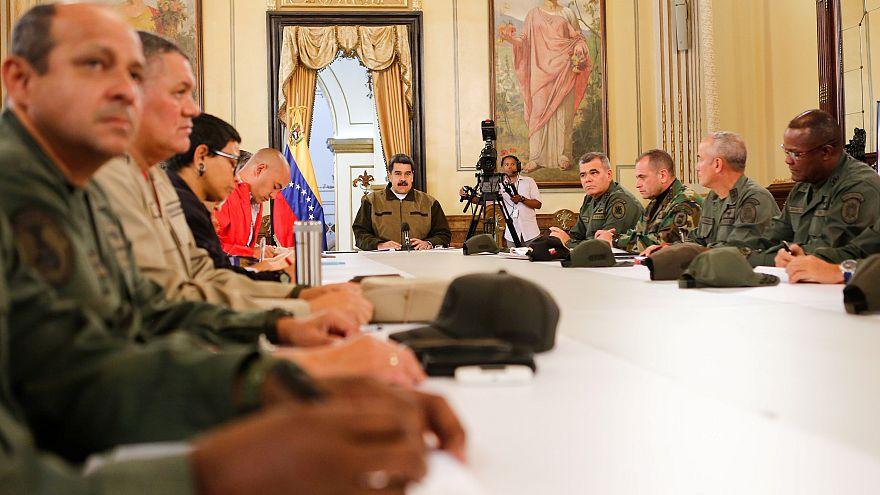 """Rusia descarta una segunda """"crisis de misiles"""" en Venezuela"""
