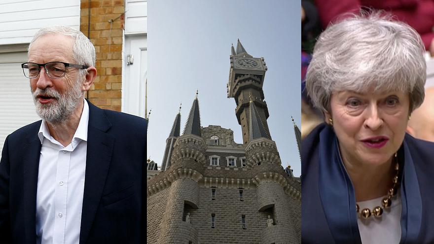Harry Potter: May's Brexit meeting with Corbyn compared to scene involving Voldemort