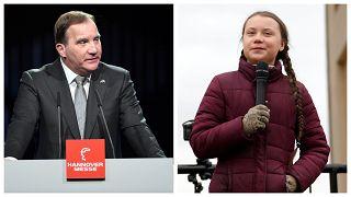 Greta Thunbergről is szó volt az Európai Parlamentben
