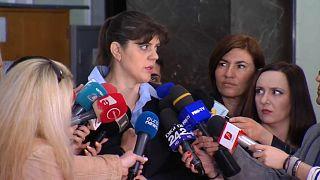 Roumanie : levée du contrôle judiciaire pour la magistrate Laura Kovesi