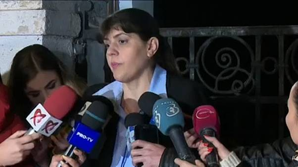 Ex-chefe anticorrupção pode sair da Roménia